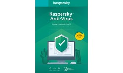 Kaspersky Anti-Virus 2020 1-device 1-year (BE)