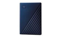 Western Digital My Passport 2TB Blue (For Mac)