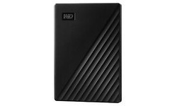Western Digital My Passport 4TB Black (For Mac)