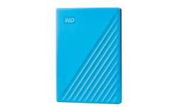Western Digital My Passport 2019 4TB Blue