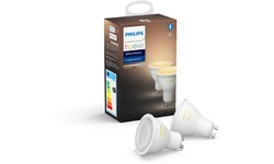 Philips Hue White Ambiance GU10 Duopack Bluetooth