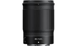 Nikon Z 85mm f/1.8 S-line Nikkor