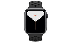 Apple Watch Nike Series 5 44mm Space Grey Sport Band Space Grey
