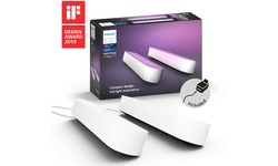 Philips Hue Play Lightbar White & Color 2-pack White