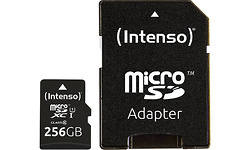 Intenso Premium MicroSDXC UHS-I 256GB