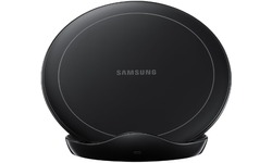 Samsung Wireless Charger Stand Fast Charge Oplader Black