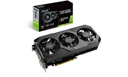 Asus TUF 3 GeForce GTX 1660 Ti Gaming OC 6GB