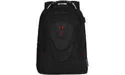 "Swissgear Ibex Ballistic Deluxe Backpack 16"" Black"
