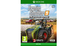 Farming Simulator 19 Platinum Edition (Xbox One)