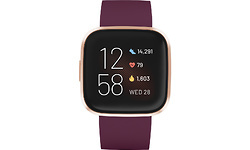 Fitbit Versa 2 Bordeaux Red