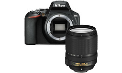 Nikon Nikon D3500 18-140mm kit Black