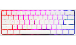Ducky One 2 Mini RGB Pure White MX-SIlent (US)