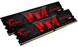 G.Skill Aegis 32GB DDR4-3200 CL16 kit