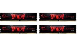 G.Skill Aegis 64GB DDR4-3200 CL16 quad kit