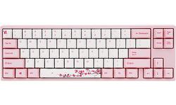 Ducky Miya Pro Sakura MX Brown White (US)