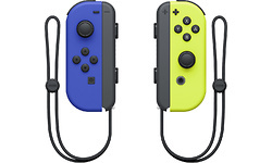 Nintendo Switch Joy-Con Controller Pair Blue/Neon Yellow