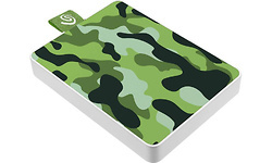 Seagate One Touch SSD 500GB Green