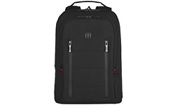 "Swissgear City Traveler Carry-On 15.6"" Black"