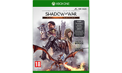 Shadow of War, Definitive Edition (Xbox One)