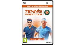 Tennis World Tour: Roland Garros (PC)