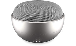 Google Ninety7 JOT For Google Home Mini Silver