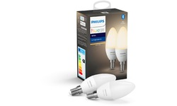 Philips Hue White E14 Duo Pack