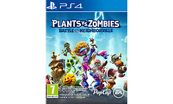 Plants Vs Zombies Battle For Neighborville PlayStation 4
