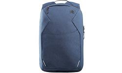 STM Myth Backpack Featuring Luggage 18L Black/Blue