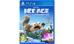 Ice Age: Scrat's Nutty Adventure (PlayStation 4)