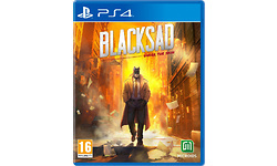 Blacksad Under The Skin Limited Edition (PlayStation 4)