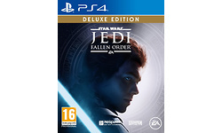 Star Wars Jedi: Fallen Order, Deluxe Edition (PlayStation 4)