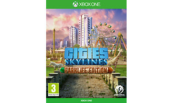 Cities Skylines Parklife Edition (Xbox One)