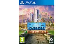 Cities Skylines Parklife Edition (PlayStation 4)