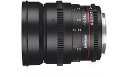 Samyang 24mm f/1.5 VDSLR ED AS IF UMC II Sony A