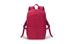 "Dicota Eco Backpack Scale 15.6"" Red"
