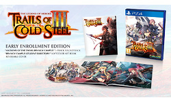The Legend of Heroes Trails of Cold Steel III: Early Enrollment Edition (PlayStation 4)