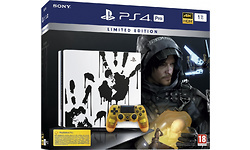 Sony PlayStation 4 Pro 1TB Limited Edition + Death Stranding