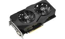Asus GeForce GTX 1660 Super Dual OC Evo 6GB