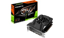 Gigabyte GeForce GTX 1660 Super Mini ITX OC 6GB