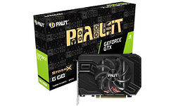 Palit GeForce GTX 1660 Super StormX 6GB