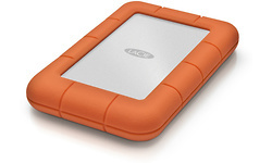 LaCie Rugged Mini USB 3.0 5TB Orange