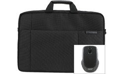"Acer Options Pack Care Gold 17.3"" Black"