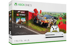 Microsoft Xbox One S 1TB + Forza 4 + Lego Speed