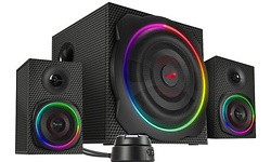 Speedlink Gravity Carbon RGB 2.1 Black