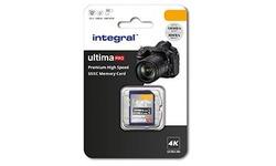 Integral Ultima Pro MicroSDXC UHS-I U3 128GB + Adapter