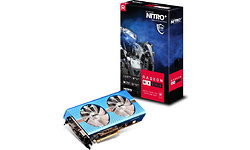 Sapphire Radeon RX 590 Nitro+ Blue 8GB