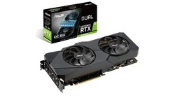 Asus GeForce RTX 2080 Super Evo OC Dual 8GB V2