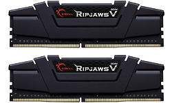 G.Skill Ripjaws V Black 32GB DDR4-3600 kit