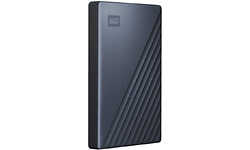 Western Digital My Passport Ultra 5TB Blue