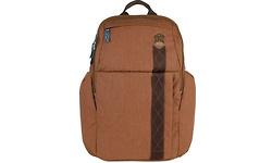 """STM Kings Backpack 15"""" Brown"""